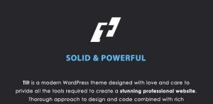 Tilt - Creative Multipurpose Theme2